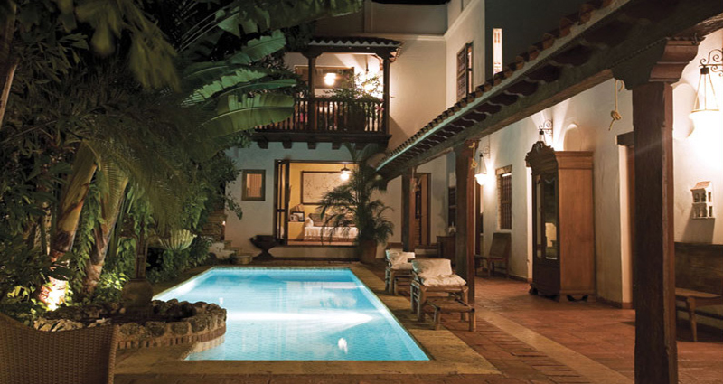 Bed and breakfast in Colombia - Cartagena - Cartagena - Inn 71 - 1
