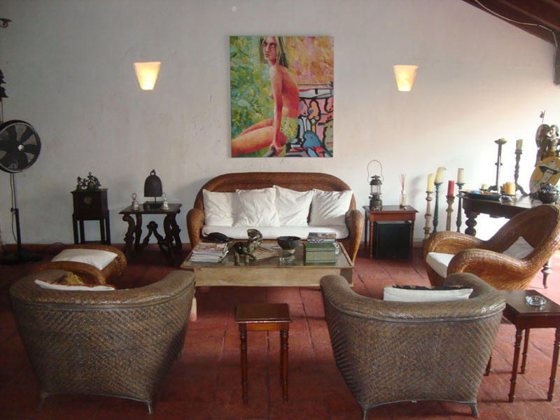 Bed and breakfast in Colombia - Cartagena - Cartagena - Inn 71 - 26
