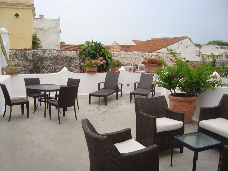 Bed and breakfast in Colombia - Cartagena - Cartagena - Inn 71 - 37