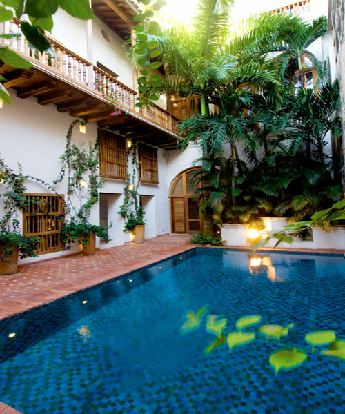Bed and breakfast in Colombia - Cartagena - Cartagena - Inn 96 - 16