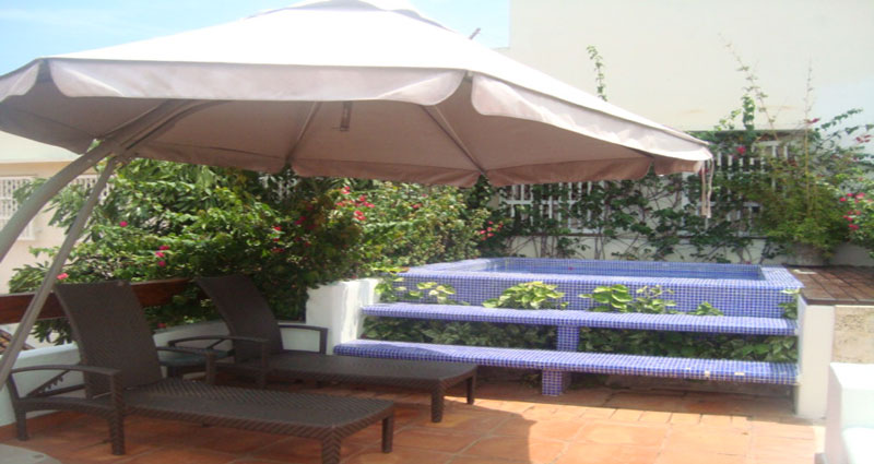 Bed and breakfast in Colombia - Cartagena - Cartagena - Inn 97 - 1