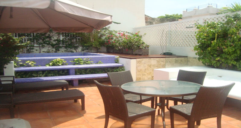 Bed and breakfast in Colombia - Cartagena - Cartagena - Inn 97 - 16