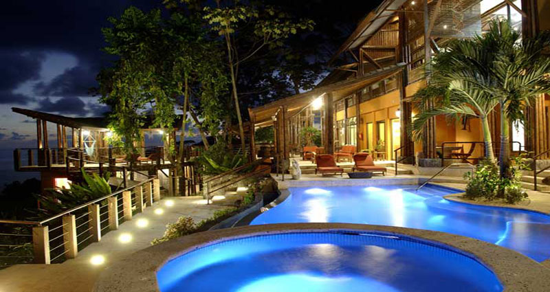Bed and breakfast in Costa Rica - Puntarenas province - Playa Dominical - Inn 220