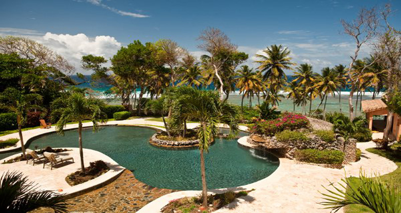Bed and breakfast in Dominican Rep. - Cabrera - Cabrera - Inn 175 - 89