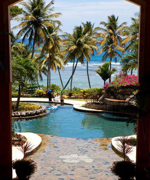 Bed and breakfast in Dominican Rep. - Cabrera - Cabrera - Inn 175 - 85