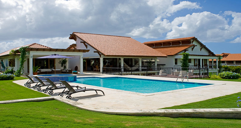 Vacation villa rental in Dominican Rep. - La Romana - Casa de Campo - Villa 189