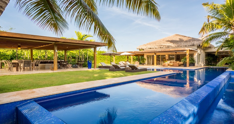 Vacation villa rental in Dominican Rep. - La Romana - Casa de Campo - Villa 461