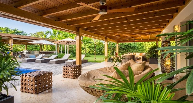 Vacation villa in la romana dominican republic for Casa de campo republica dominicana