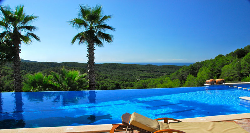 Vacation villa rental in Spain - Barcelona - Sitges - Villa 320