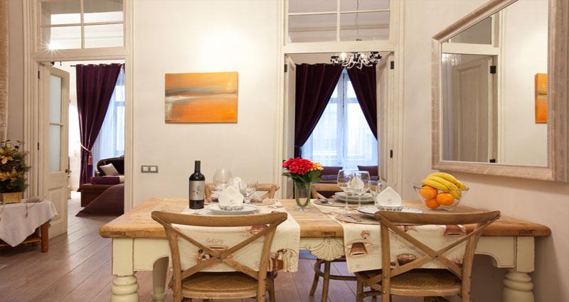 Vacation villa rental in Spain - Barcelona - Ciutat Vella - Villa 329