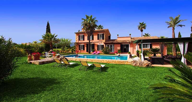 Bed and breakfast in Spain - Mallorca - Santa Maria - Inn 493