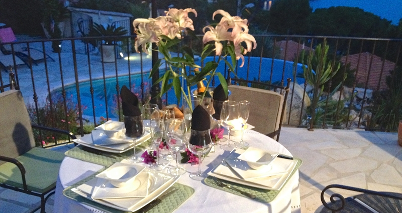 Bed and breakfast in France - French Riviera - Blue Coast - Inn 485 - 22