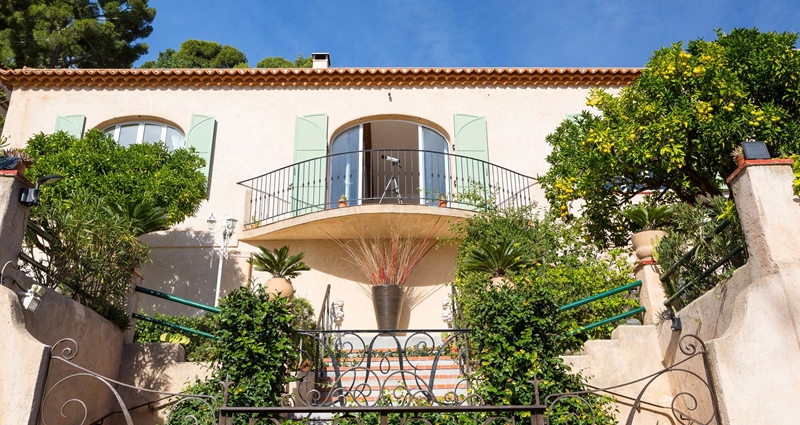 Bed and breakfast in France - French Riviera - Blue Coast - Inn 485 - 23
