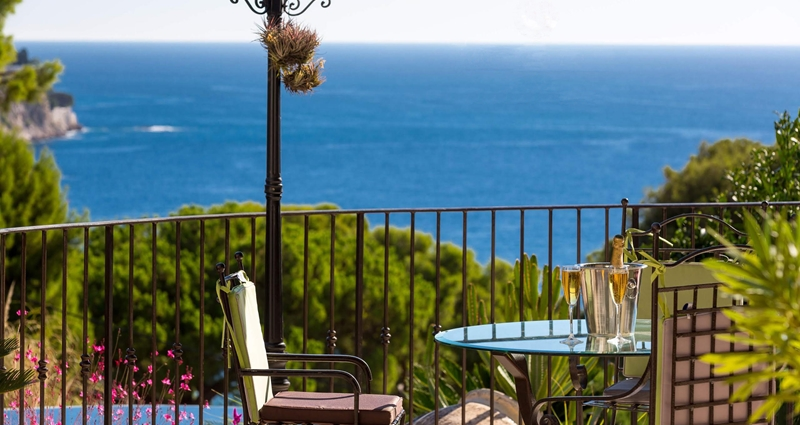 Bed and breakfast in France - French Riviera - Blue Coast - Inn 485 - 4