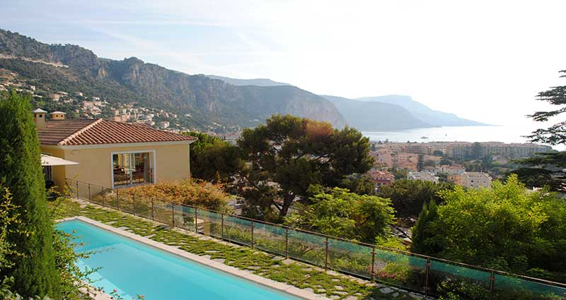 Bed and breakfast in France - French Riviera - Beaulieu-sur-Mer - Inn 492