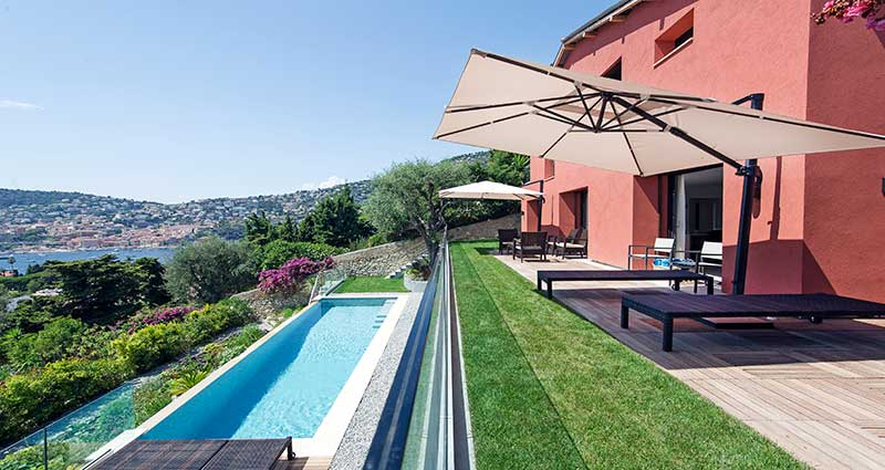 Bed and breakfast in France - French Riviera - Beaulieu-sur-Mer - Inn 495