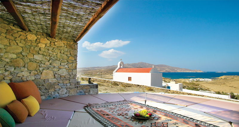 Vacation villa rental in Greece - Mykonos - Mykonos - Villa 337