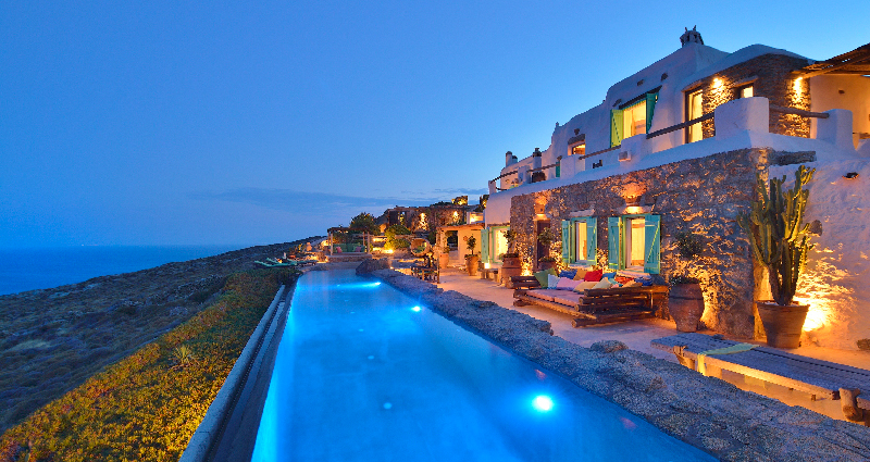 Vacation villa rental in Greece - Mykonos - Mykonos - Villa 339