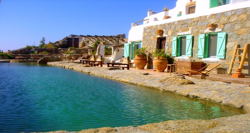 Bed and breakfast in Greece - Mykonos - Mykonos - Inn 339 - 28