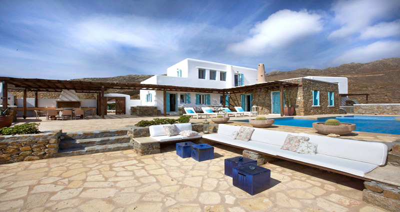 Vacation villa rental in Greece - Mykonos - Mykonos - Villa 362