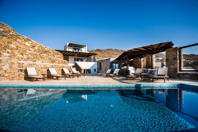 Bed and breakfast in Greece - Mykonos - Mykonos - Inn 364 - 35