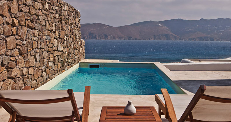 Bed and breakfast in Greece - Mykonos - Mykonos - Inn 366