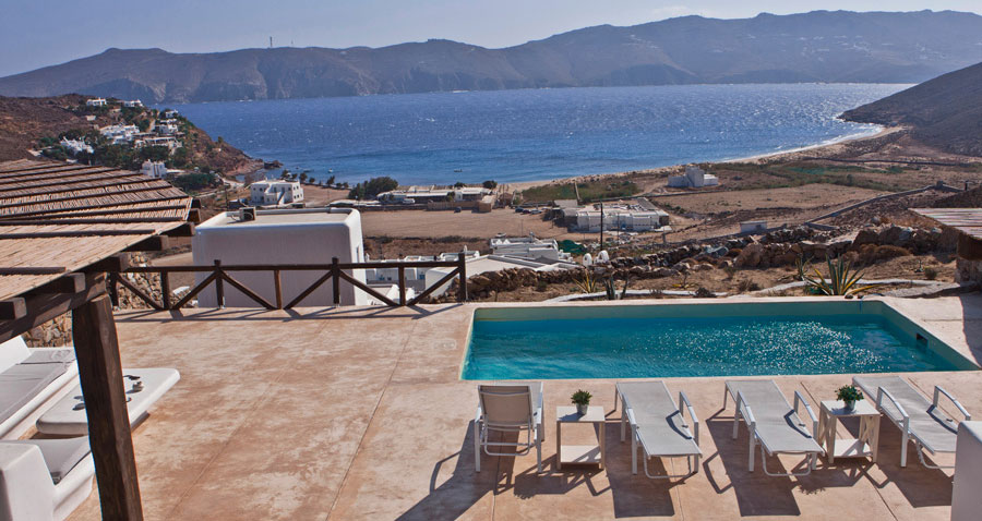 Vacation villa rental in Greece - Mykonos - Mykonos - Villa 368