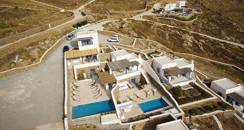 Bed and breakfast in Greece - Mykonos - Mykonos - Inn 370 - 7