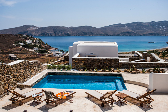 Vacation villa rental in Greece - Mykonos - Mykonos - Villa 370