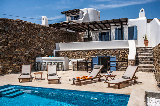 Bed and breakfast in Greece - Mykonos - Mykonos - Inn 370 - 23