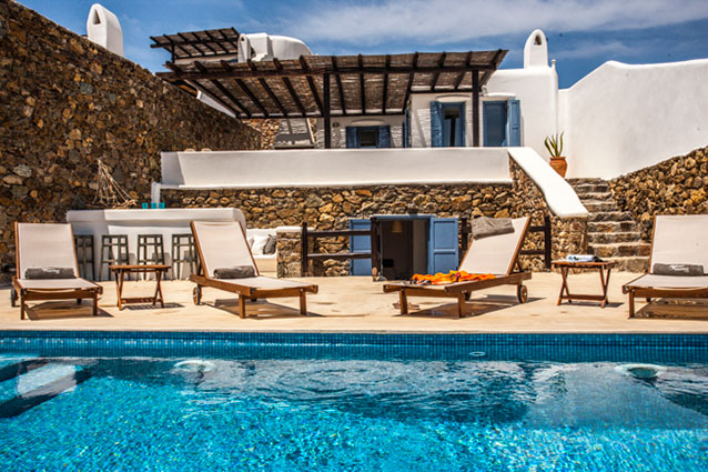 Bed and breakfast in Greece - Mykonos - Mykonos - Inn 370 - 24
