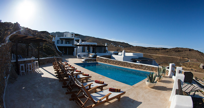 Vacation villa rental in Greece - Mykonos - Mykonos - Villa 371