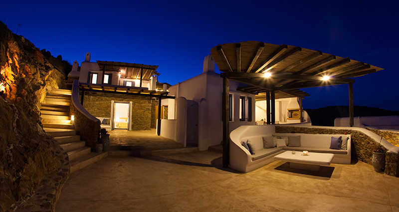 Vacation villa rental in Greece - Mykonos - Mykonos - Villa 372
