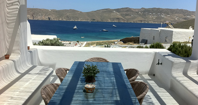 Vacation villa rental in Greece - Mykonos - Mykonos - Villa 374