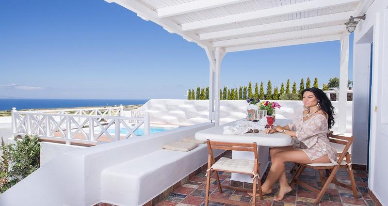 Bed and breakfast in Greece - Santorini - Santorini - Inn 429 - 7
