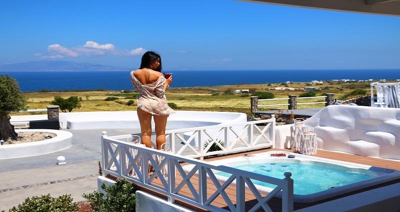 Bed and breakfast in Greece - Santorini - Santorini - Inn 429 - 9