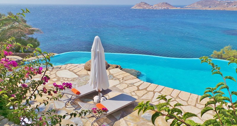 Vacation villa rental in Greece - Mykonos - Mykonos - Villa 464