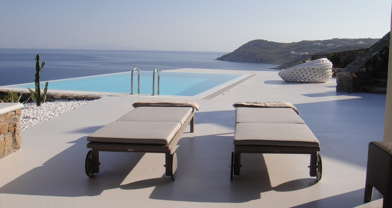 Vacation villa rental in Greece - Mykonos - Mykonos - Villa 466