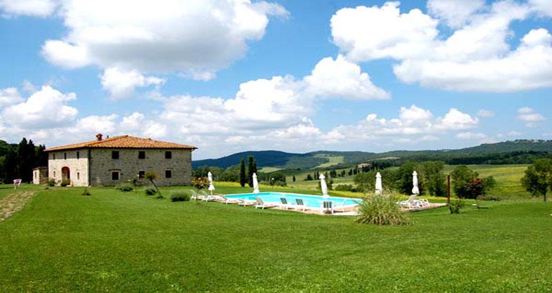 Bed and breakfast in Italy - Tuscany - Pignano - Inn 263 - 2