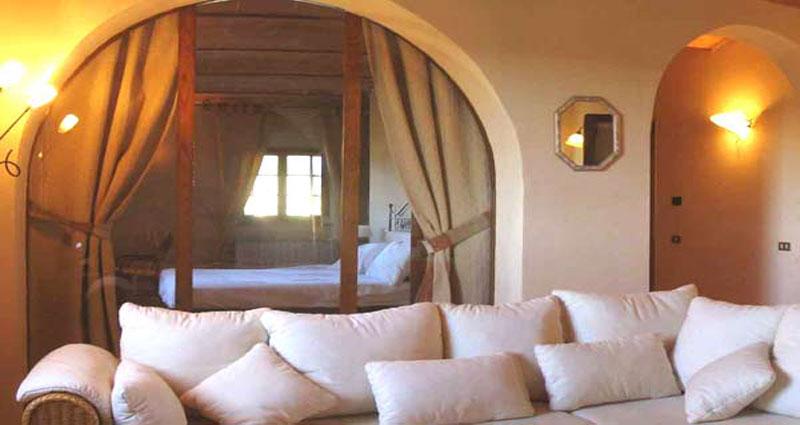 Bed and breakfast in Italy - Tuscany - Pignano - Inn 263 - 12