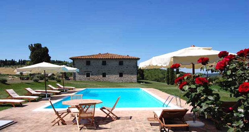 Bed and breakfast in Italy - Tuscany - Pignano - Inn 263 - 22