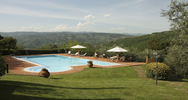 Bed and breakfast in Italy - Tuscany - Pistoia - Inn 325 - 2