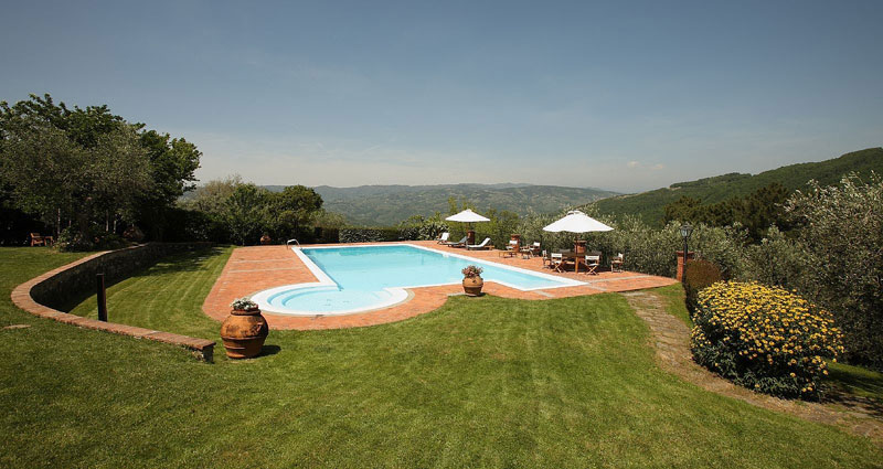 Bed and breakfast in Italy - Tuscany - Pistoia - Inn 325 - 33