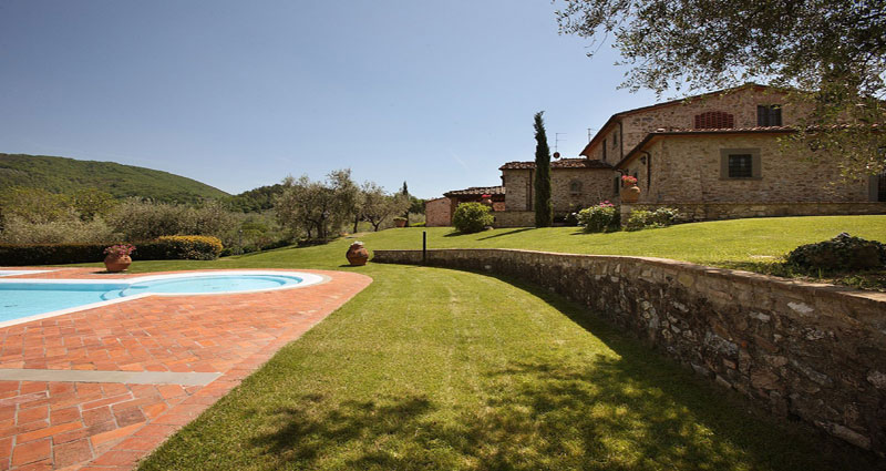 Bed and breakfast in Italy - Tuscany - Pistoia - Inn 325 - 34