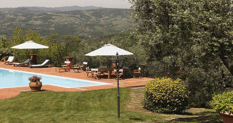 Bed and breakfast in Italy - Tuscany - Pistoia - Inn 325 - 39
