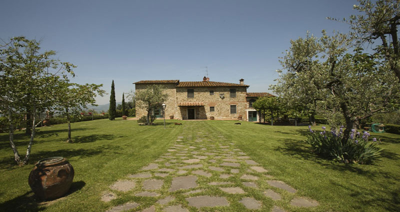 Bed and breakfast in Italy - Tuscany - Pistoia - Inn 326
