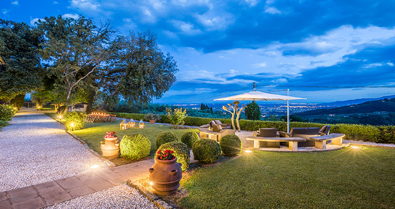Bed and breakfast in Italy - Tuscany - Massa E Cozzile - Inn 327 - 18