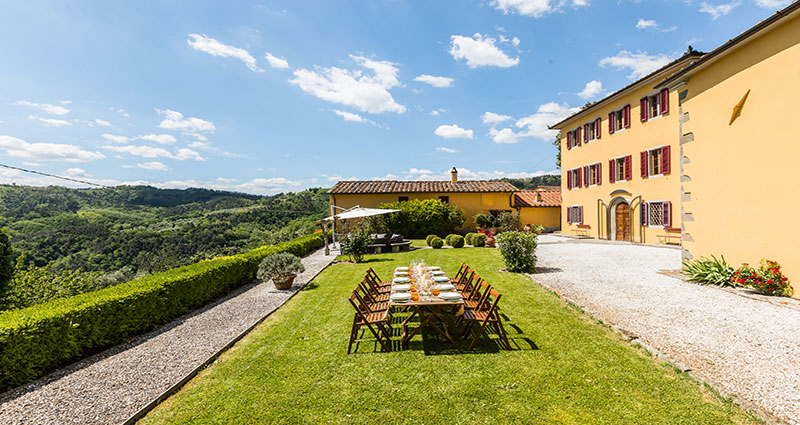 Bed and breakfast in Italy - Tuscany - Massa E Cozzile - Inn 327 - 4