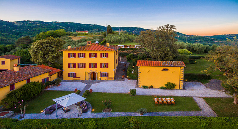 Bed and breakfast in Italy - Tuscany - Massa E Cozzile - Inn 327 - 7