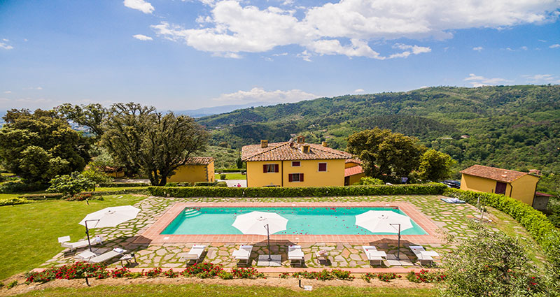Bed and breakfast in Italy - Tuscany - Massa E Cozzile - Inn 327 - 8